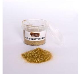 Venezia Stucco Gold Glitter